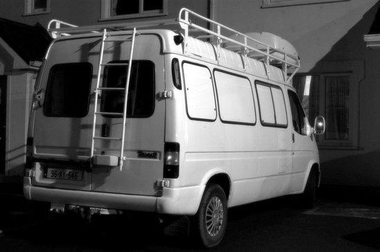 ford transit 2.5l diesel 1996